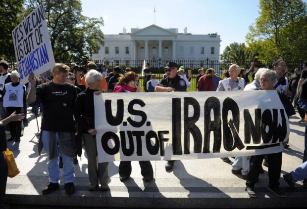 Hawks Push For Iraq War, Rule Of Law Prevents It ...