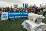 Photo from Climate March.org