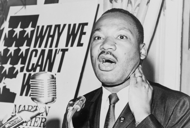 an analysis of the civil rights movement in why we cant wait by martin luther king jr Martin luther king jr both of which remain centres for the study of martin luther king and the us civil rights movement why we can't wait.