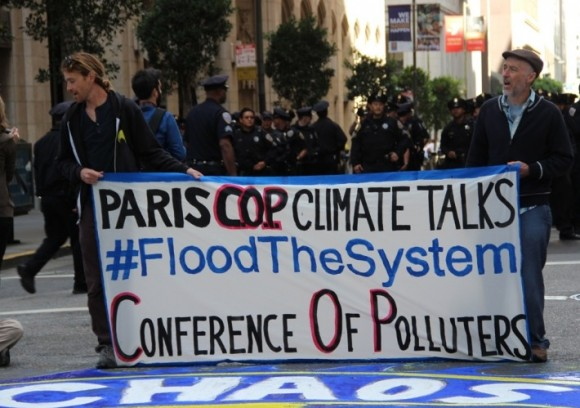COP21 Conference of Polluters